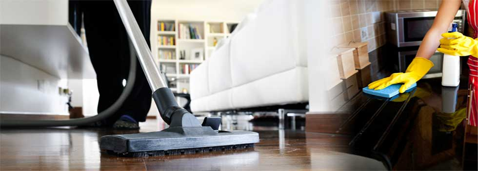 why contract a cleaning service