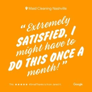 Maid Cleaning Review 5